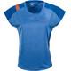 La Sportiva TX Combo Evo Bluzka z krótkim rękawem Kobiety niebieski